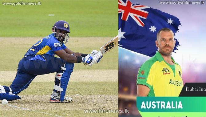 T20 World Cup -  SL vs AUS: 'We are well prepared against Australia'